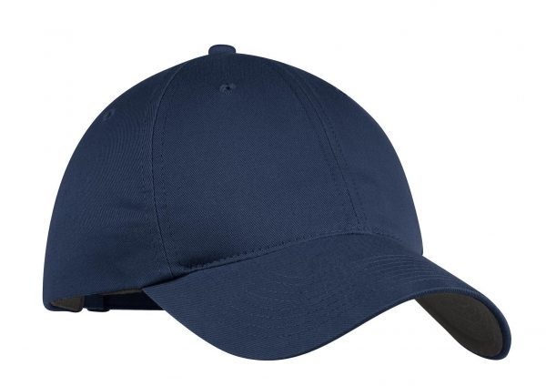 Nike Unstructured Twill Blue Cap