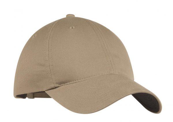 Nike Unstructured Twill Beige Cap