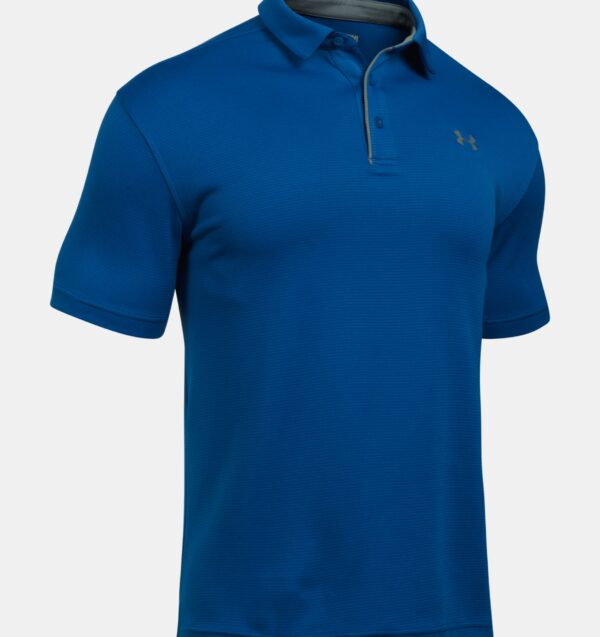 Corporate Tech Polo Royal Front 2