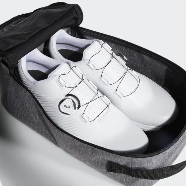 adidas golf shoe bag inner compartment