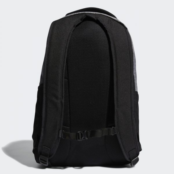 adidas embroidery golf backpack back.