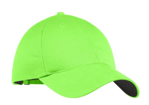 Light Green Nike Unstructured Twill Cap