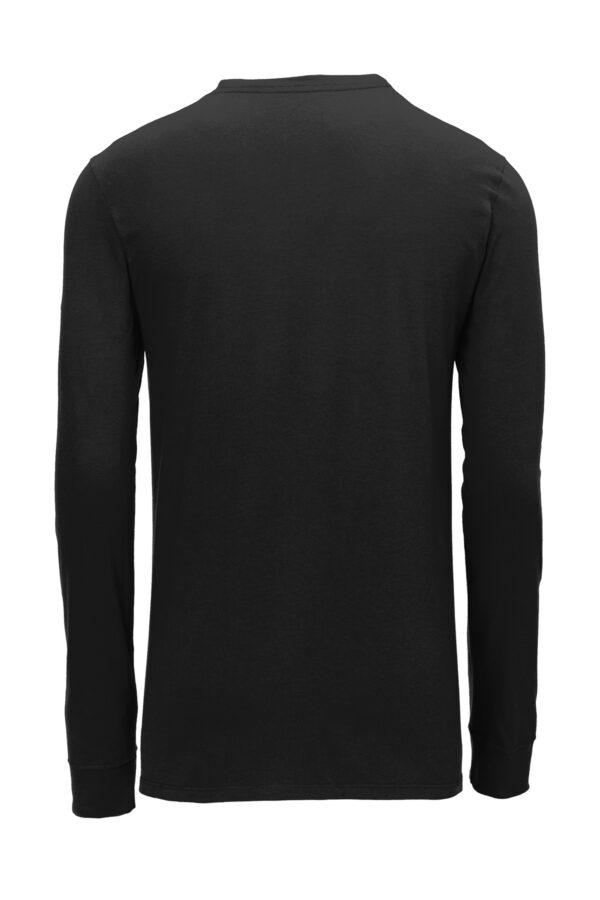 Nike Core Cotton Long Sleeve Tee Back