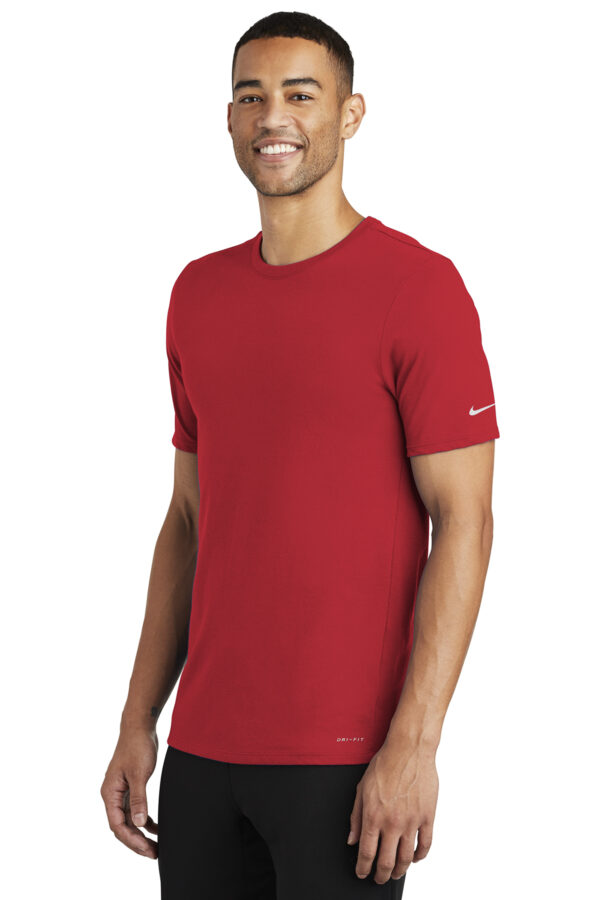 Nike Dri FIT Cotton Poly Tee Side