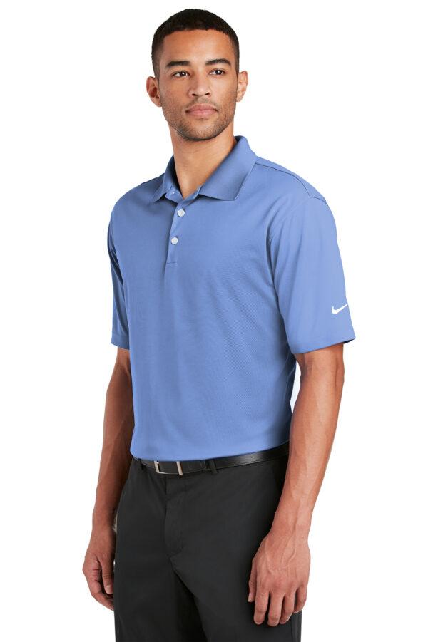 Nike Dri FIT Micro Pique Polo Side