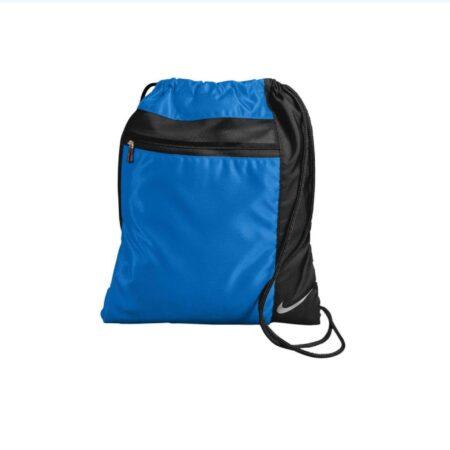 Nike Golf Cinch Sack Mil Blue
