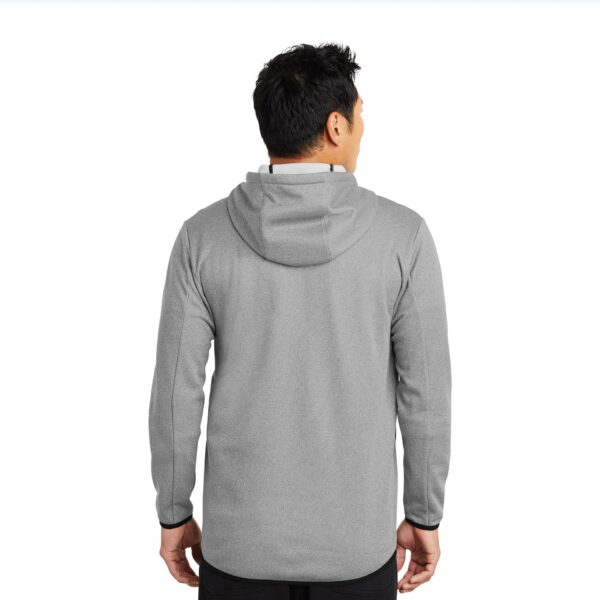 Nike Therma Fix Texture Grey Back 2