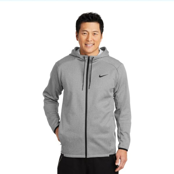 Nike Therma Fix Texture Grey Front