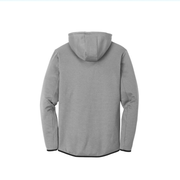 Nike Therma Fix Texture Grey Back