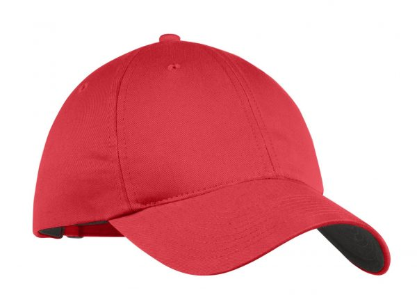 Nike Unstructured Twill Red Cap